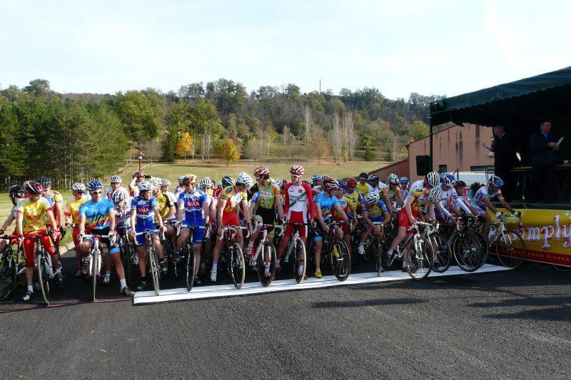 Le cyclo- cross de Carbonne, une épreuve prisée des amateurs régionaux.