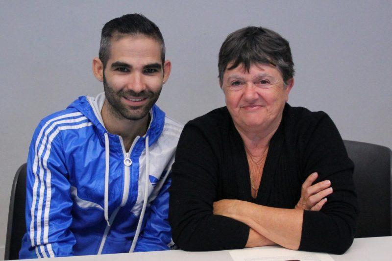 Elise Berger et Kentin