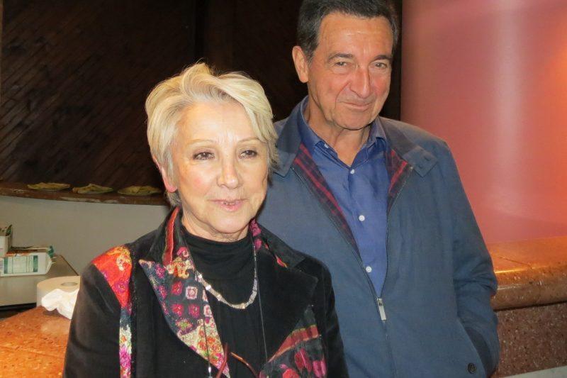 Mireille Grandet et Bernard Bros.