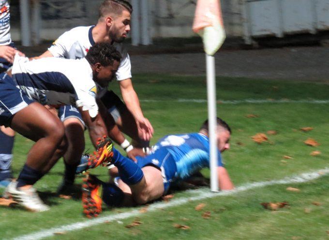 Rugby à XIII Saint Gaudens : Une victoire qui fait du bien.