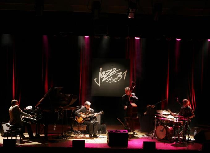 Jazz sur son 31:  Une trentième édition réussie