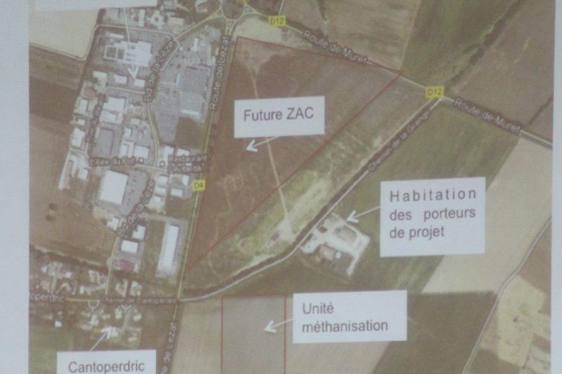 Le plan du projet