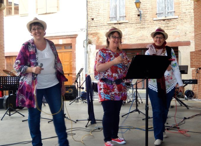 Octobre Rose : Les soeurs sisters en concert à Goutevernisse