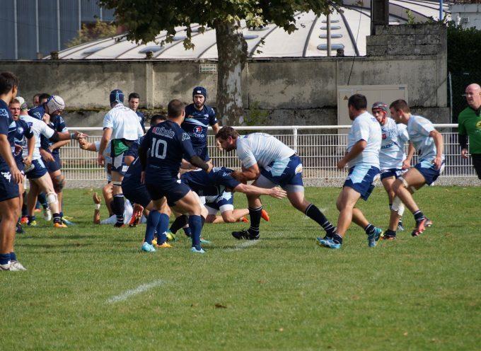 Résultats Rugby à XV à J. Ribet