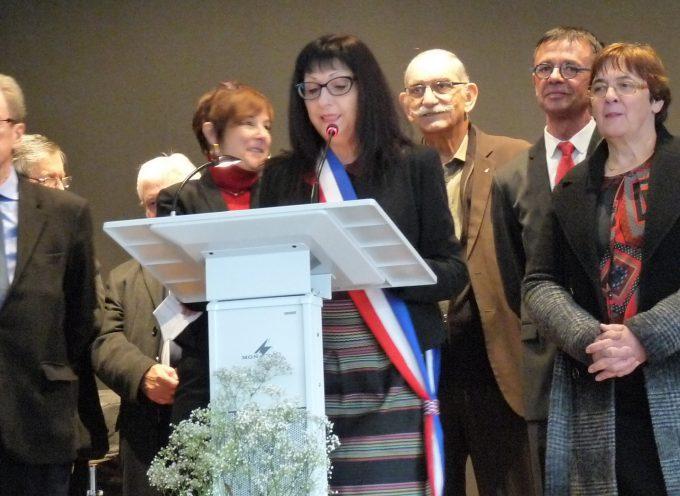 Inauguration de la Mairie de Montespan