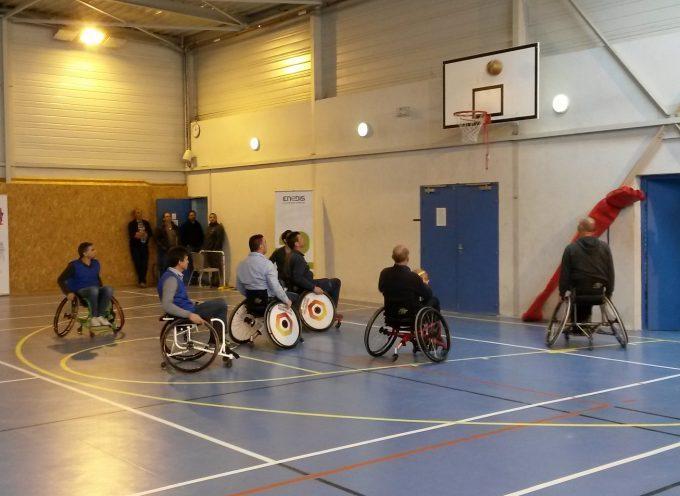 Sensibiliser au handicap avec ENEDIS.