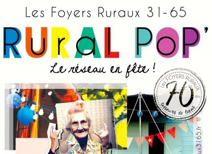 Les foyers ruraux fêtent leur 70 ans à Rieux Volvestre.