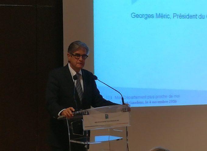 Comminges : Georges Méric rencontre les citoyens du département.