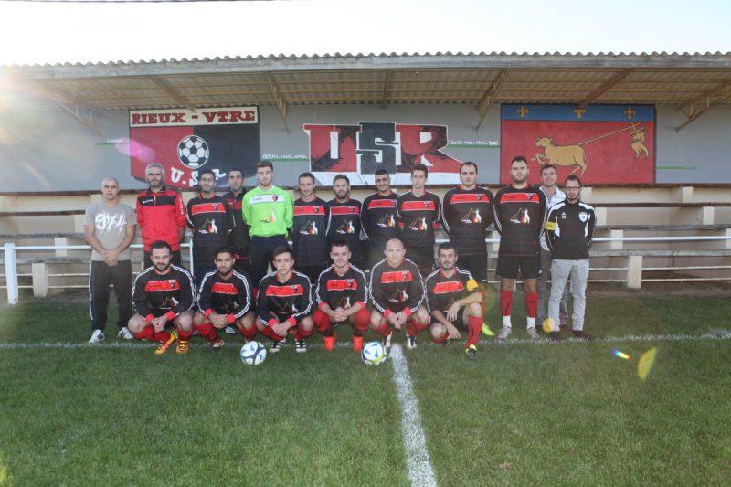 L'équipe réserve