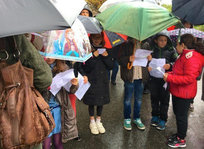 Rieux Volvestre : Une cérémonie du 11 novembre emprunte d'émotions.