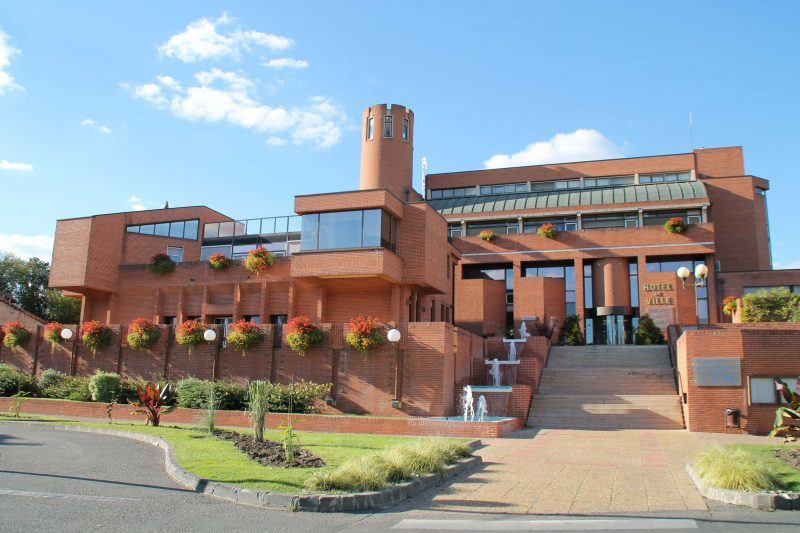 La mairie de Muret