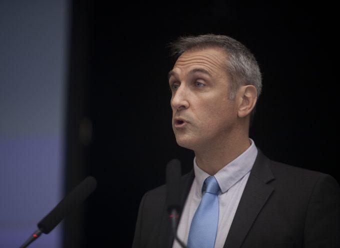 Paul-Marie Blanc réunit les militants PS de la 8ème circonscription.