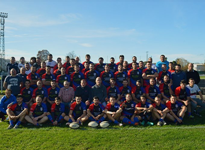 Rugby XV : L'UCF reçoit Saint Lys dimanche prochain.