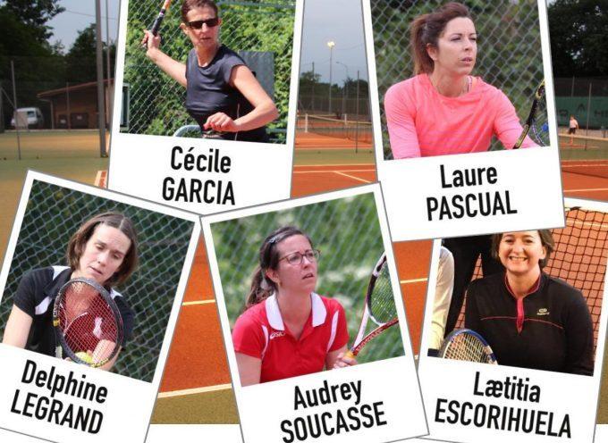 Encore un très bon début de saison pour les dames de l'USR Tennis Rieux Volvestre.