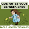 Sorties du week-end en Comminges.