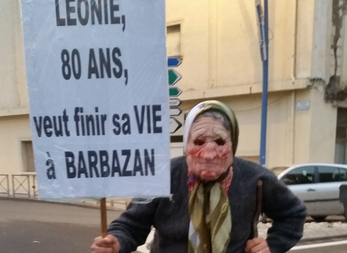 EHPAD de BARBAZAN : 54 emplois menacés.