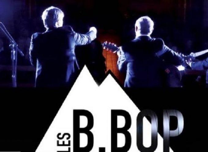 Les B.Bop en concert à Barbazan