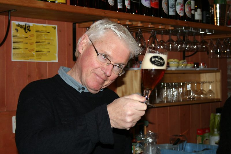 Une bière locale issue de l'orge local.