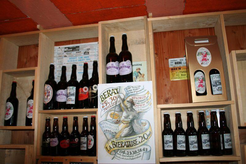 La bière de Bérat a fêté ses vingt ans