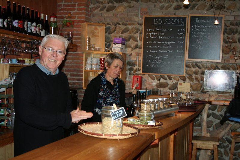 La Biérataise s'est dotée d'un restaurant à la bière