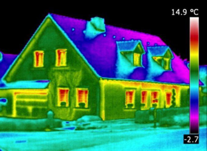 Thermographie de l'habitat, l'heure de communiquer le bilan.
