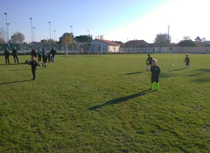 USR Foot Rieux Volvestre : Les résultats du week-end.