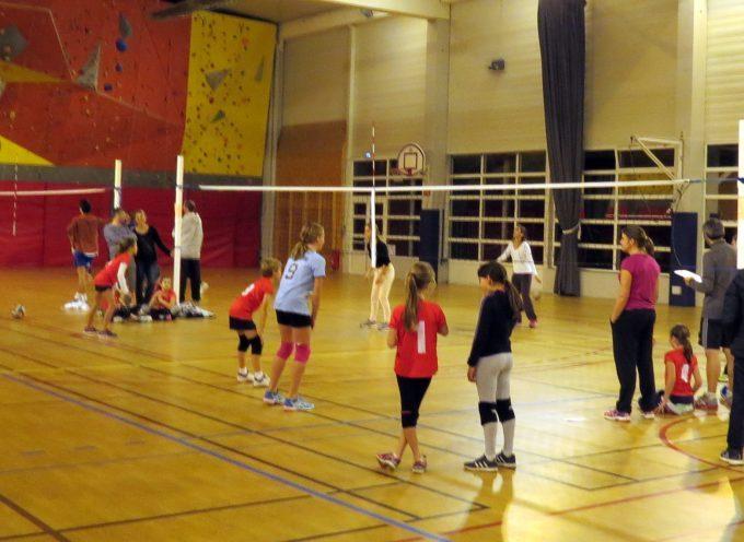 COC Volley : Tournoi de Noël