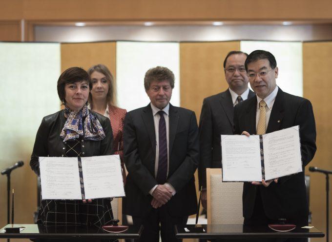 Mission économique au Japon : Carole Delga et les entreprises régionales signent leurs 1ers accords.