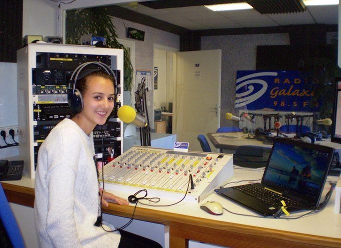 Radio Galaxie : La découverte d'un nouveau métier et peut être…