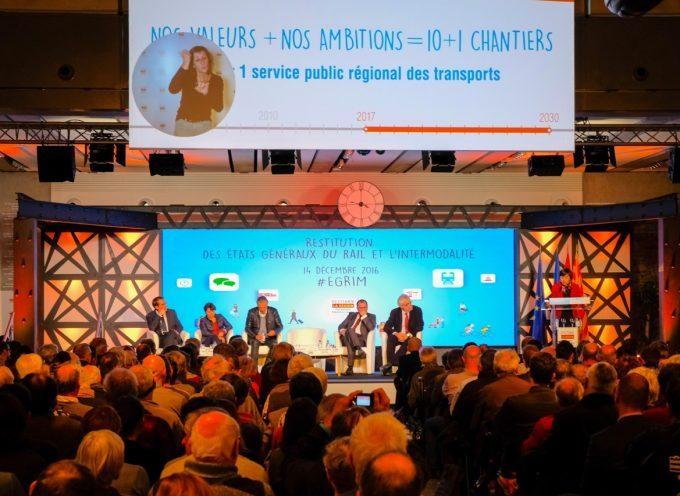 Région  Occitanie : « La bataille du rail » et de l'intermodalité.