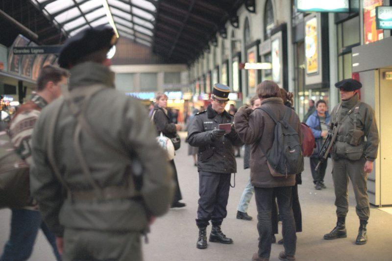 Vigilance dans les gares