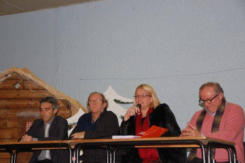 Jean-Yves DUCLOS, Loïc de Bretagne, Magali Gasto-Oustric, Pierre Médevielle.
