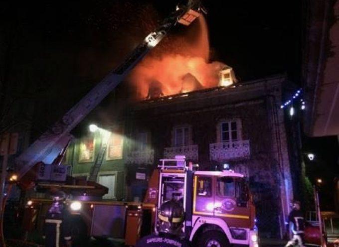 Boulogne-sur-Gesse : un mort dans l'incendie.