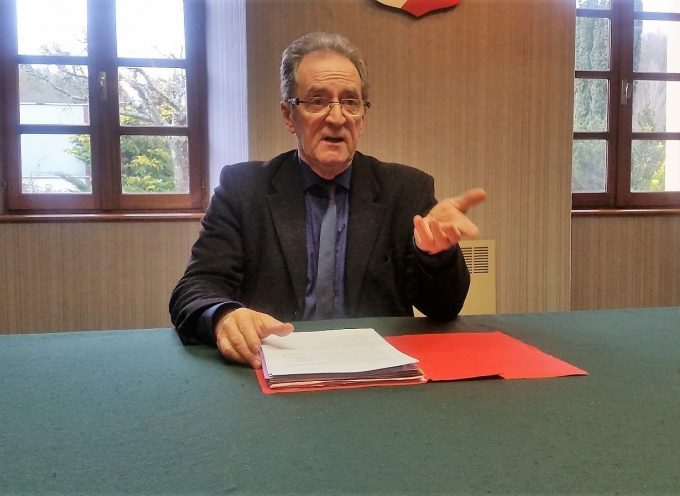 Jean-Raymond Lepinay : Feuille de route aux conseillers communautaires.