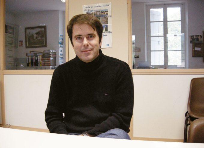 François Arcangeli président de la nouvelle communauté de communes « Cagire Garonne Salat »