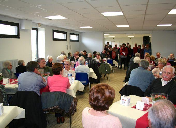 La municipalité de Rieux Volvestre invite les anciens.