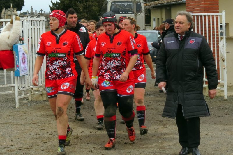Francis Cabal accompagne ses troupes