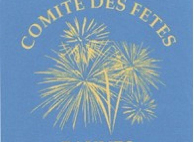 Loto du comité des fêtes d'Eaunes.