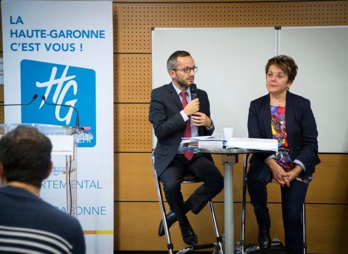 Projets subventionnés par le conseil départemental pour le canton d'Auterive.