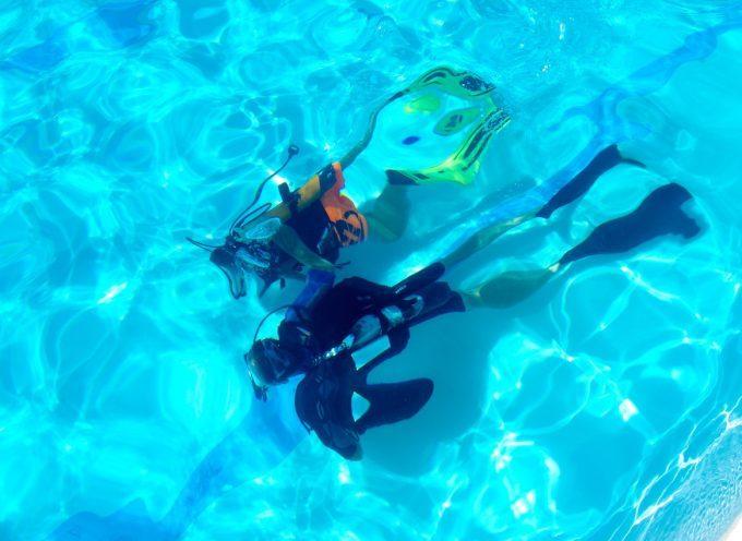 Volvestre : Faites découvrir la plongée sous marine à vos enfants.