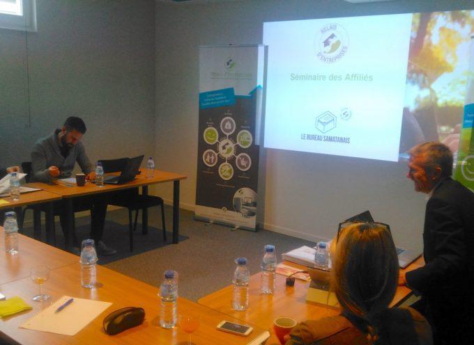 Premier séminaire du réseau Relais d'Entreprises !