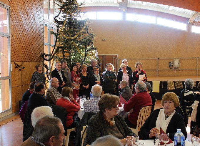 Landorthe : Les aînés reçus à l'initiative de la municipalité