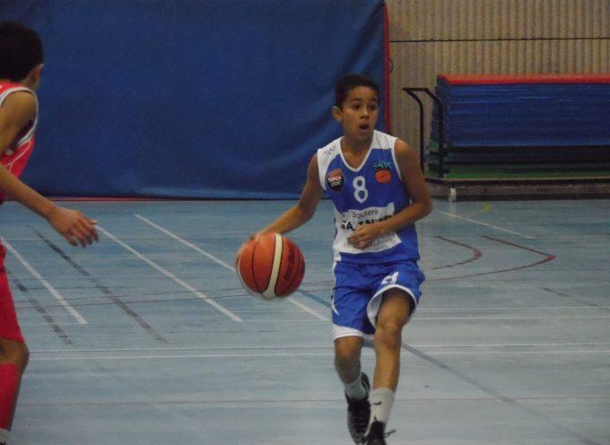 Basket : Un Saint Gaudinois à Rodez