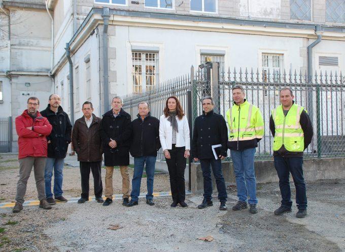 St-Gaudens : Rénovation du parking du tribunal