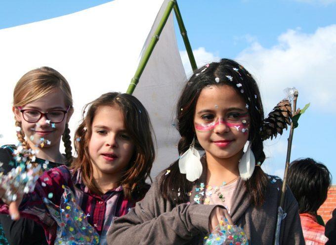 Rieux : Affluence record pour le carnaval.