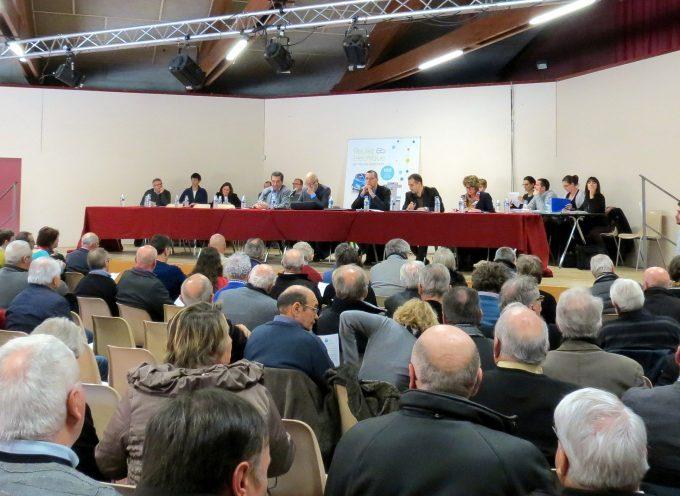 Salle comble pour l'assemblée générale du SDEHG.