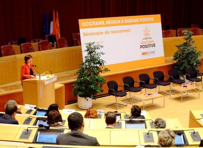 Région Occitanie : Devenir la première région d'Europe à énergie positive.