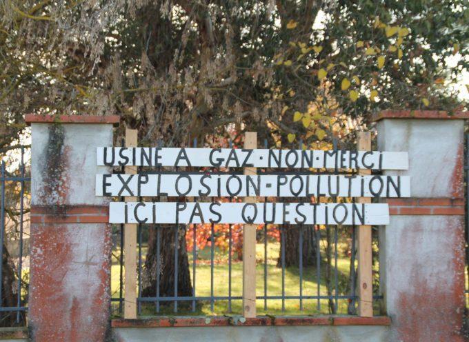 L'Association « Alerte Usine Eaunes31 » est toujours en alerte et vigilante.