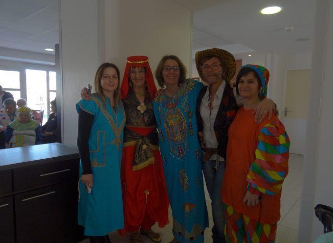 Athéna a fêté carnaval en musique