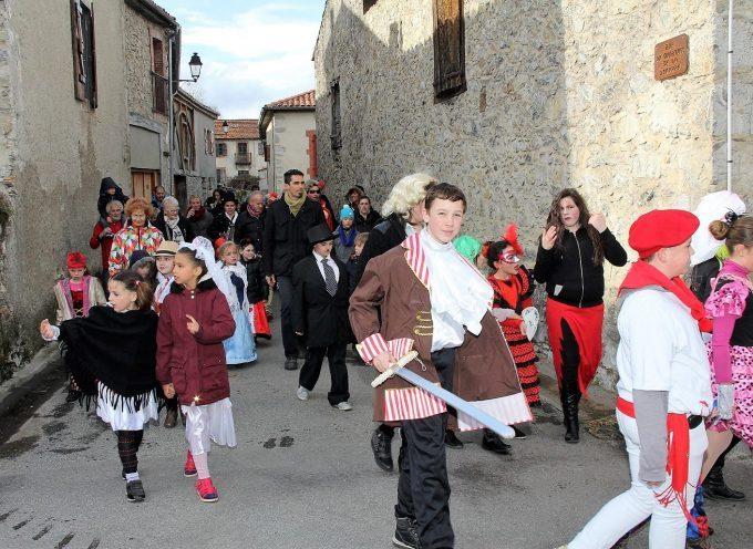 Fraîcheur et douceurs pour Carnaval.